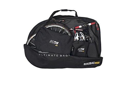 Buds-Sports GmbH Fahrradtasche ROADBag Race Fahrrad Transporttasche - ohne das Hinterrad zu zerlegen