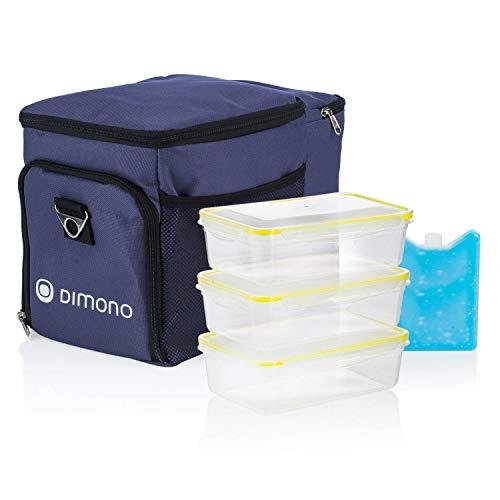 Dimono Kühltasche Picknicktasche 15 Liter – Lunchtasch…   04250410332611