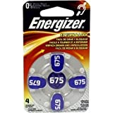 ENERGIZER Hörgerätebatterie 675 4 St