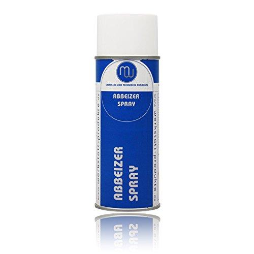 MW Abbeizer Spray - Lackentferner & Dichtungsentferner 400ml (Klebstoff-entferner-spray)