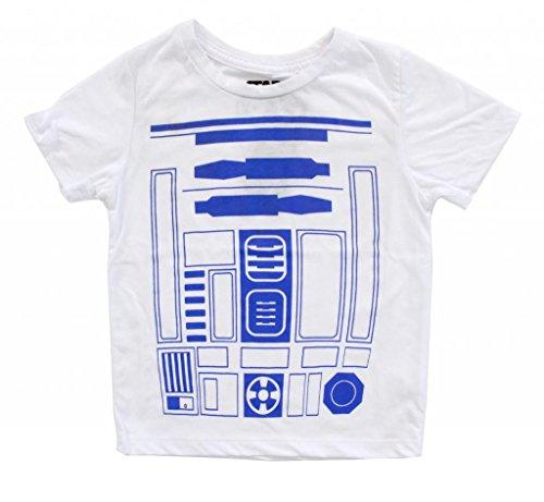 Star Wars R2-D2 Toddler Kostüm T-Shirt ()