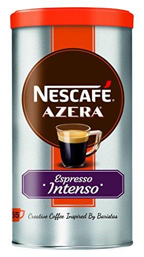 NESCAFÉ Café Azera Espresso Intenso Soluble | Lata de café 100g