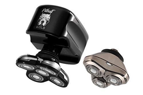 Pitbull Skull Shaver Gold Plus - Maquinilla