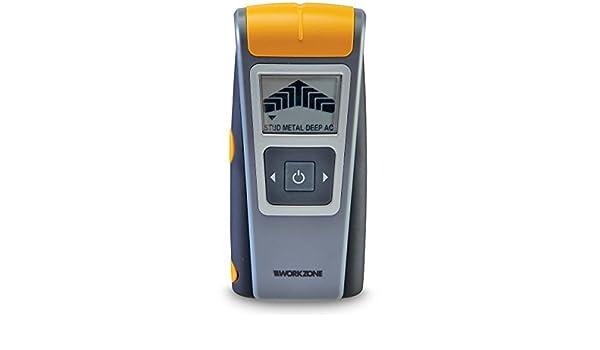 Workzone Entfernungsmesser Erfahrungen : Workzone multi sensor messgerät zum aufspüren von stromleitungen