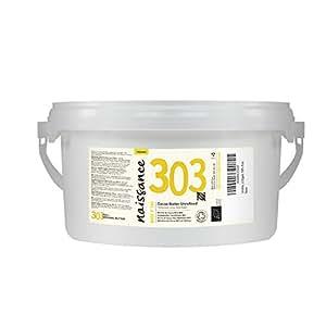 Beurre de Cacao Brut BIO - 1kg