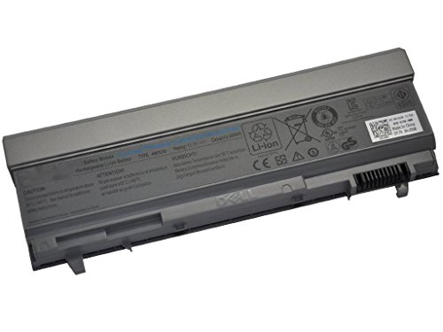 BPXLaptop Battery 9 Cell for Dell E6400 E6410 E6500 E6510 M2400 M4400 M4500, Not Generic, 90Wh Li-ION Battery