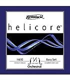 D' Addario Orchestral 035100–Set di corde Contrabbasso