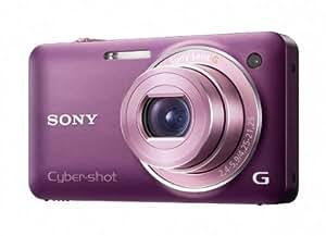 Sony Cybershot DSC-WX5V Appareil photo numérique 12,2 Mpix Violet