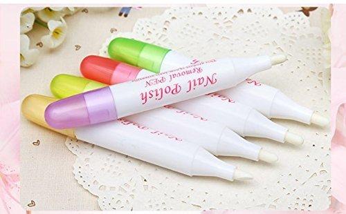 PRIMI Professional praktischer Nail Art Korrektur Stift Nagellack Entfernerstift