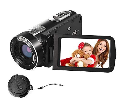 "Videokamera Camcorder Full HD mit IR Nachtsicht 24.0 Megapixel 18X Digital Zoom Camcorder HD 3\""LCD Bildschirm Portable Mini Handheld Digitalkamera"