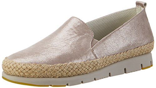 aerosoles-womens-fast-lane-mocassins-silver-size-5