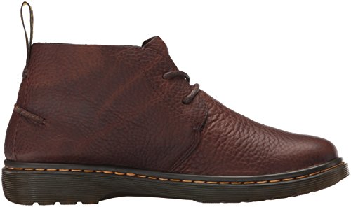 Dr. Martens Ember Brown Grizzly 20391201, Straßenschuhe Marone