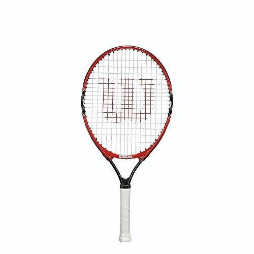 Wilson Roger Federer Rkt 23 Racchetta da Tennis, Rosso/Grigio, 23