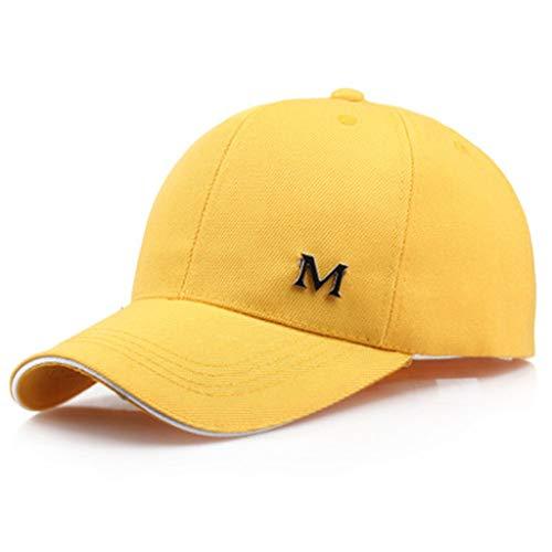 ische Männer Und Frauen Sommer Baseball Cap Einfache Outdoor Sun Cap, Eine Vielzahl von Farben ()