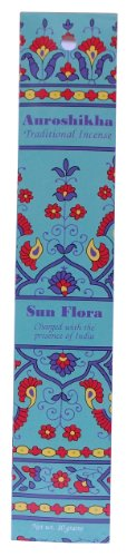 Auroshikha sun flora tradizionale incenso 10gm