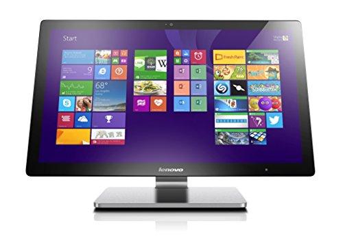 "Lenovo IdeaCentre A540 60,5 cm (23.8"") 1920 x 1080 Pixeles Pantalla táctil 1,9 GHz 4ª generación de procesadores Intel® CoreTM i3 i3-4030U Plata PC todo en uno - Ordenador de sobremesa All in One (60,5 cm (23.8""), Full HD, 4ª generación de procesadores Intel® CoreTM i3, 4 GB, 1000 GB, Windows 8)"