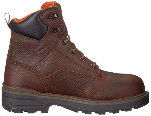 Timberland Pro - Mens 6 in Resistor Ct Wp Ins Shoe  6 UK  Dark Brown