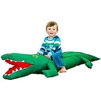 Igel Max Versand Kuschelige Sitztier Polstermatte Krokodil 230 cm preisvergleich bei kinderzimmerdekopreise.eu