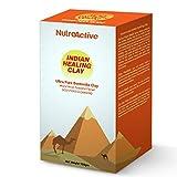 NutroActive Ultra Pure Bentonite Clay (Indian Healing Clay) Powder 100 gm