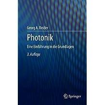 Photonik: Eine Einführung in die Grundlagen