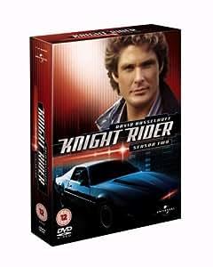 Knight Rider: Series 2 [DVD]