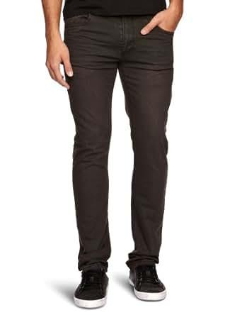 SANTA CRUZ Gutter Slim Men's Jeans Vintage Black W38INxL32IN
