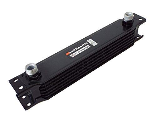 MOTAMEC - Dispositivo di Raffreddamento per Olio, 7 File, 235 mm, Matrice 1/2 BSP, Lega N