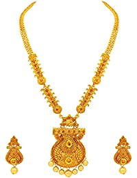 Atasi International Jewellery Set for Women (Multi-Colour)(AG1811)