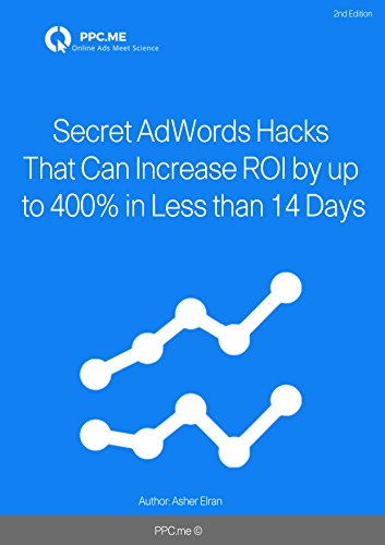 Secret AdWords Hacks That Can Increase ROI by up to 400% in Less than 14
