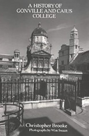 History of Gonville and Caius College