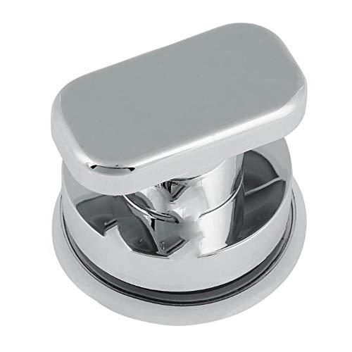 1 Stück Lochfreier Saugnapf-Griff Tür-Kühlschrank Edelstahl Schublade Badezimmer Wandmontage Handlauf Handlauf Handlauf Zubehör