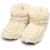 Furry Warmers Fully Microwavable Furry Boots Cream preisvergleich bei billige-tabletten.eu