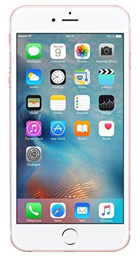 Apple-iPhone-6S-Plus-Smartphone-libre-de-64-GB-Pantalla-55-Dual-Core-14-GHz-2-GB-de-RAM-cmara-de-12-MP-Reacondicionado-Certificado-por-Apple-Rosa-Rose
