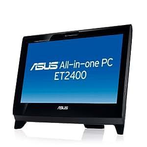 "Asus ET2400INT-B081E Ordinateur de bureau 23,6"" Intel Core i5-650 1 To RAM 6144 Mo Windows 7"