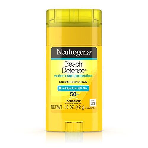 Neutrogena Sunscreen Beach Defense Stick SPF 50,...