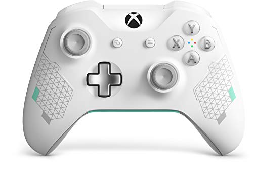 Controller wireless per Xbox One White Sport