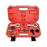 EMMECCI Kit Messa in Fase Motore/Albero a camme/Cinghia di distribuzione per Fiat - Opel - Saab Set 12pz