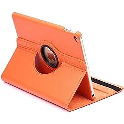 Mobitech Pro MOB425 Etui Housse Coque pour iPad Air 2 Orange
