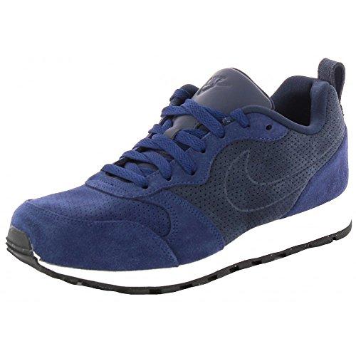 Nike MD Runner 2 Leather Premium Blau