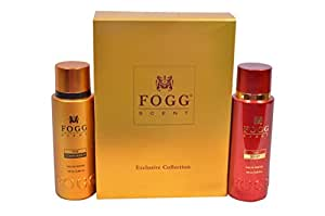 Fogg Scent Gift Set, 100ml (Chief and Commander)