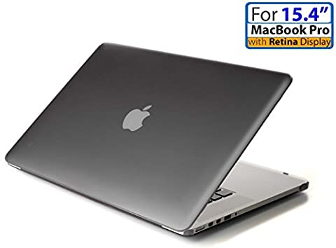 mCover hochwertigem Polycarbonat Hülle Schutzhülle Notebooktasche Hard - Shell - Case Tasche für Apple Macbbok Pro 15,4 Zoll Retina Display (Modell A1398, ohne DVD) - (15 Macbook Pro Mit Retina Display Test)