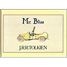 Mr. Bliss by J. R. R. Tolkien (1982-09-20)