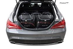 KJUST Taschen 5 STK kompatibel mit Mercedes-Benz CLA Shooting Brake 2015-2018