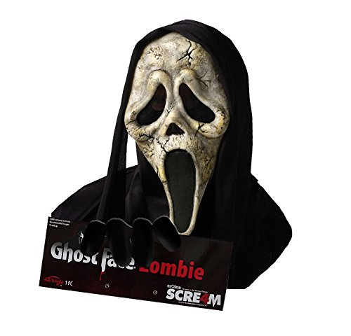 Scream Maske Zombie Original Ghostface Halloween