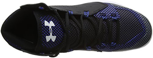 Under Armour Torch Fade, Scarpe da Basket Uomo Nero (Black)