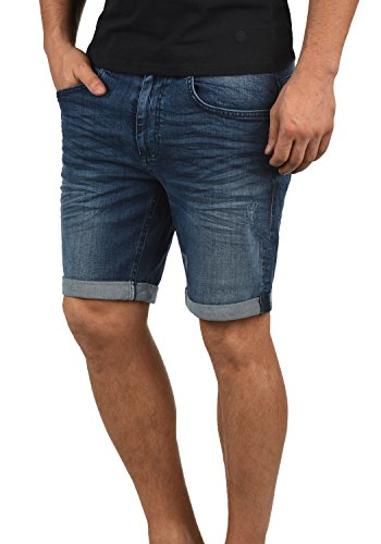BLEND 20701976ME Jeans Shorts, Größe:XL;Farbe:Denim Clear Blue (76202)