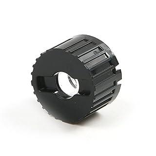 ATOPLEE 10 PC-30 Grad-Objektiv mit schwarzem Halter für 1W 3W High Power LED