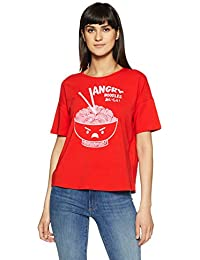 ONLY Women's Loose Fit T-Shirt
