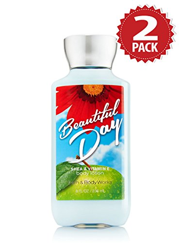 Bath & Body Works Körperlotion 2er Pack - Beautiful Day - And Works Body Day Beautiful Bath Von