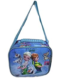 Imported 3D Embossed Design Cute Cartoon Printed Sling Bag For Kids Picnic/outdoor Adventure (FRZ)